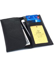 WalletBook Флотар Черный