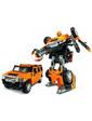 Робот-трансформер Hummer H2 SUT Roadbot 53091R