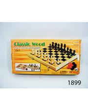 Metr Plus Шахматы деревянные
