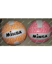 Bk toys ltd. - Мяч волейбольный «Minsa» 2 цвета