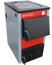 Protex Котел твердотопливный Protech ТТП-12сD Luxe (4 мм.) (15 кВт. на угле)