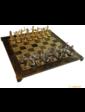Manopoulos Шахматы 'Троянская война' в деревянном футляре