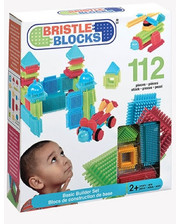 Bristle Blocks Строитель 112 деталей (3091Z)