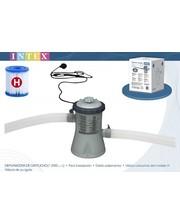 Intex 28602 ,230V, 1250 л/ч, для наливных (от 244 до 305 см) и каркасных (305 см)