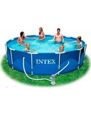Intex 28218 (366х99 см) (54424) Metal Frame Pool