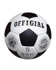 Мяч футбольный Profi Official 2501-1A, размер 5