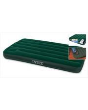 Intex 66950 велюр зелен.