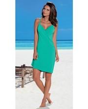 Пляжное платье сарафан