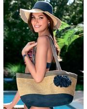 Пляжные аксессуары Lidiya шляпа и сумка