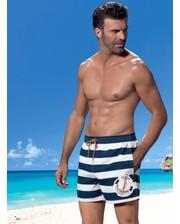 Мужские пляжные шорты Морские