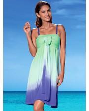 Пляжное платье-юбка трансформер