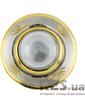Аско-Укрем Светильник точечный 301A CF SS/G MR16 матовое серебро/золото АскоУкрем
