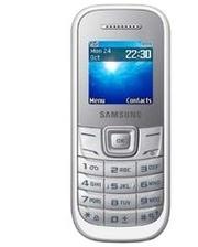 Samsung Keystone3 (SM-B105E) SS White