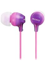 Sony MDR-EX15LP Violet