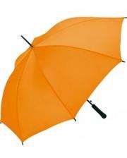 Зонт-трость полуавтомат 1182 оранжевый
