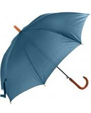 Зонт-трость полуавтомат 1132 синий