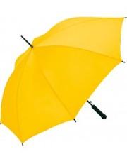 Зонт-трость полуавтомат 1182 желтый