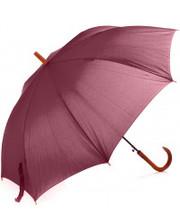 Зонт-трость полуавтомат 1132 бордовый