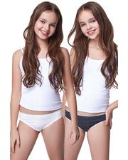 Anabel-Arto 6621 подростковые трусы для девочек (2шт)
