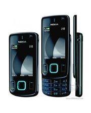 Nokia 6600is black