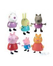 Peppa Pig Пеппа и ее друзья (24312)