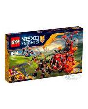 Lego Конструктор Джестро-мобиль (70316) Серия NEXO Knights
