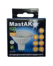 MastAK MR16E24C ( 5W LED MR16 12V 4200K )
