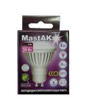 MastAK CUP02DG ( 4W LED GU10 230V 6400K )