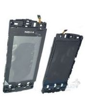Nokia 5250 with frame Black