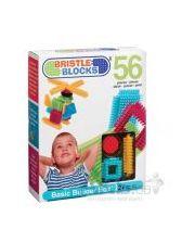 Bristle Blocks СТРОИТЕЛЬ (56 деталей, в коробке)