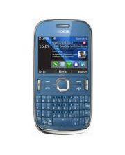 Nokia Asha 302 dark blue