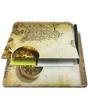 Старт-Полиграф Блокнот-планшет NotePad со стикерами Post-it «Компас»