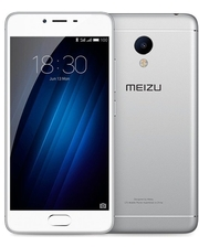 Meizu M3S 3/32Gb Dual Silver