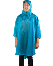 To Summit Poncho 15D Blue