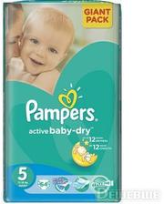 PAMPERS Active Baby-Dry Junior (11-18 кг), 64шт (4015400736370)