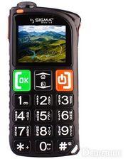 Sigma mobile Comfort 50 Light DS Black (4827798224311)