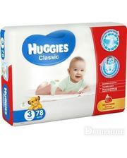 HUGGIES Classic 3 Mega 78 шт. (5029053543116)