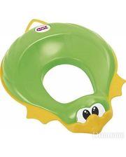 Ok Baby накладка-сидение на унитаз Ducka салатный (37850040/44)