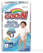 GOO.N для мальчиков 9-14 кг размер L 44 шт (753712)