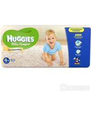 HUGGIES Ultra Comfort для мальчиков 4+ (10-16кг) 60 шт (5029053543789)
