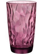 Bormioli Rocco - - DIAMOND Стакан вишневый высокий 470 мл - 350270M02321990