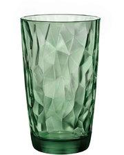 Bormioli Rocco - - DIAMOND Стакан зеленый высокий 470 мл - 350250M02321990