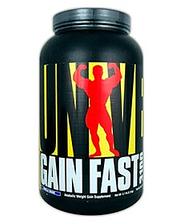 Universal Nutrition Гейнер Universal Gain Fast 3100 (1,1 кг)