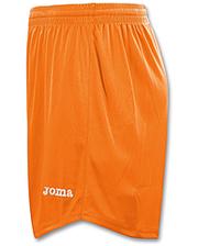 Шорты футбольные Real оранжевые - M