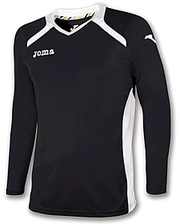 Joma Champion II черная