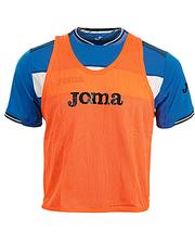 Накидка (манишка) тренировочная Joma красная - XL