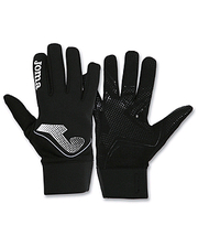 Перчатки футбольные Joma черные - 10
