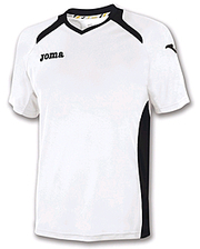 Joma Champion II бело-черная