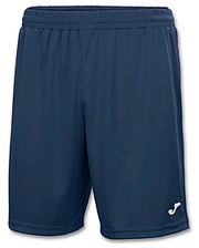 Шорты футбольные Nobel темно-синие - XS