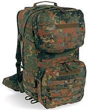 Рюкзак тактический Patrol Pack Vent FT flecktarn II Tasmanian Tiger камуфлированный